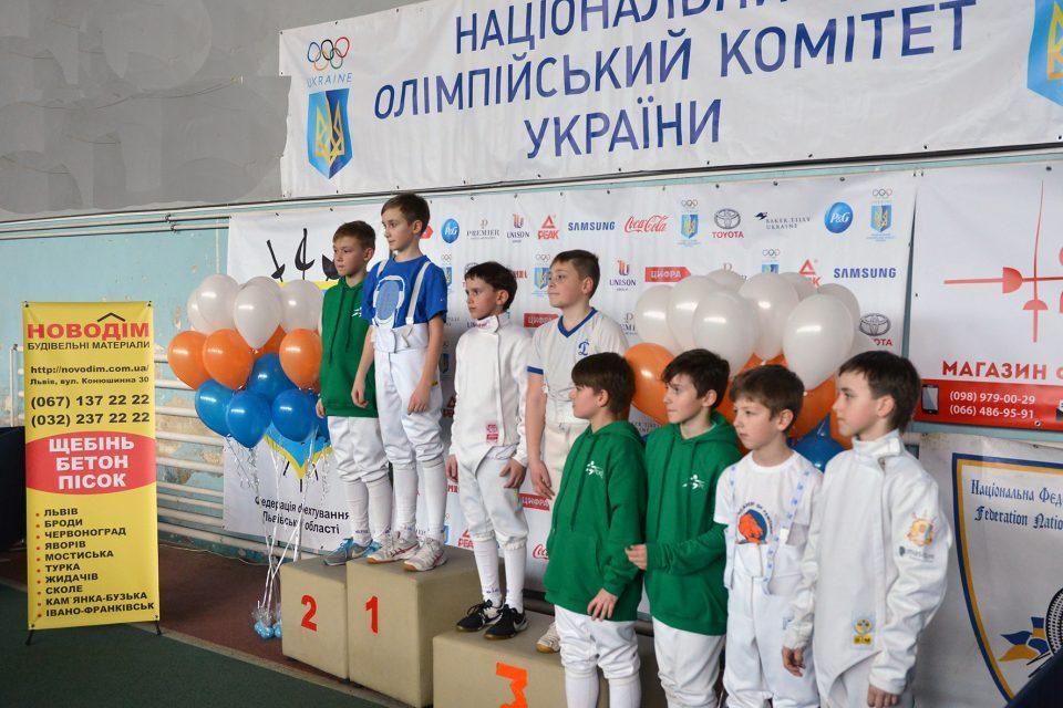 Компанія «Новодім» допомагає вихованню дітей у дусі Олімпійських цінностей