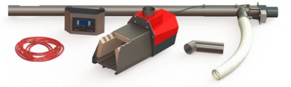 """Твердопаливний котел """"Ретра-5М KOMFORT"""" потужністю 15 кВт"""
