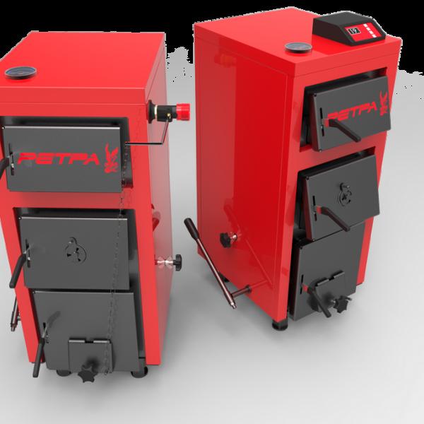 Твердопаливні котли моделей «Ретра-5М» та «Ретра-5М PLUS»